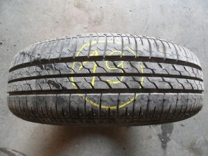 OPONA BRIDGESTONE B391 185/65R15 88H DOT2801 9mm
